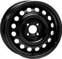 Стальные диски Trebl X40924 Hyundai Accent / Kia Rio (Cross), Stonic 6x16 4x100 ET49 dia54,1 (Black)