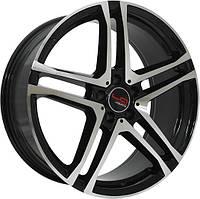Литые диски Replica LegeArtis Mercedes-Benz MR523 10x21 5x112 ET46 dia66,6 (BKF)