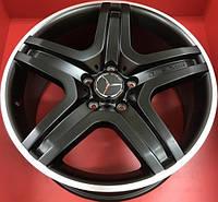 Литые диски Replica Mercedes-Benz MR735 9,5x20 5x130 ET50 dia84,1 (MBL)
