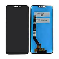 Дисплей (экран) для телефона Asus ZenFone Max M2 ZB633KL + Touchscreen (copy) Black