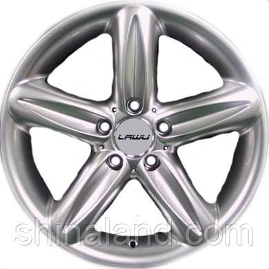Литые диски Lawu LW-164 7x15 5x112 ET37 dia66,6 (C)
