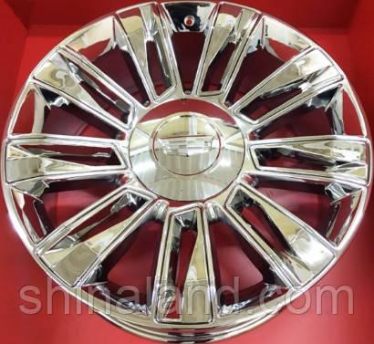 Литые диски Replica Cadillac CL776 9x22 6x139,7 ET24 dia78,1 (CH)