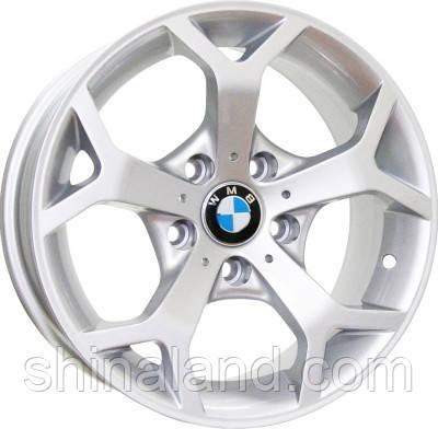 Диски Replica BMW A-F712 7x16 5x120 ET18 dia74,1 (S)