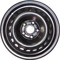 Стальные диски Kapitan Fiat 6x15 4x98 ET35 dia58,1 (B), фото 1