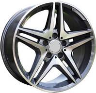 Литые диски Replica Mercedes-Benz RBY496 8,5x19 5x112 ET43 dia66,6 (MG)