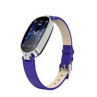 Умные часы фитнес браслет Finow B79 с тонометром и ЭКГ (Синий), фото 1