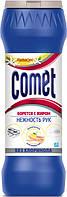 """Очищуючий порошок Comet без хлоринола """"Лимон"""" (475г.)"""
