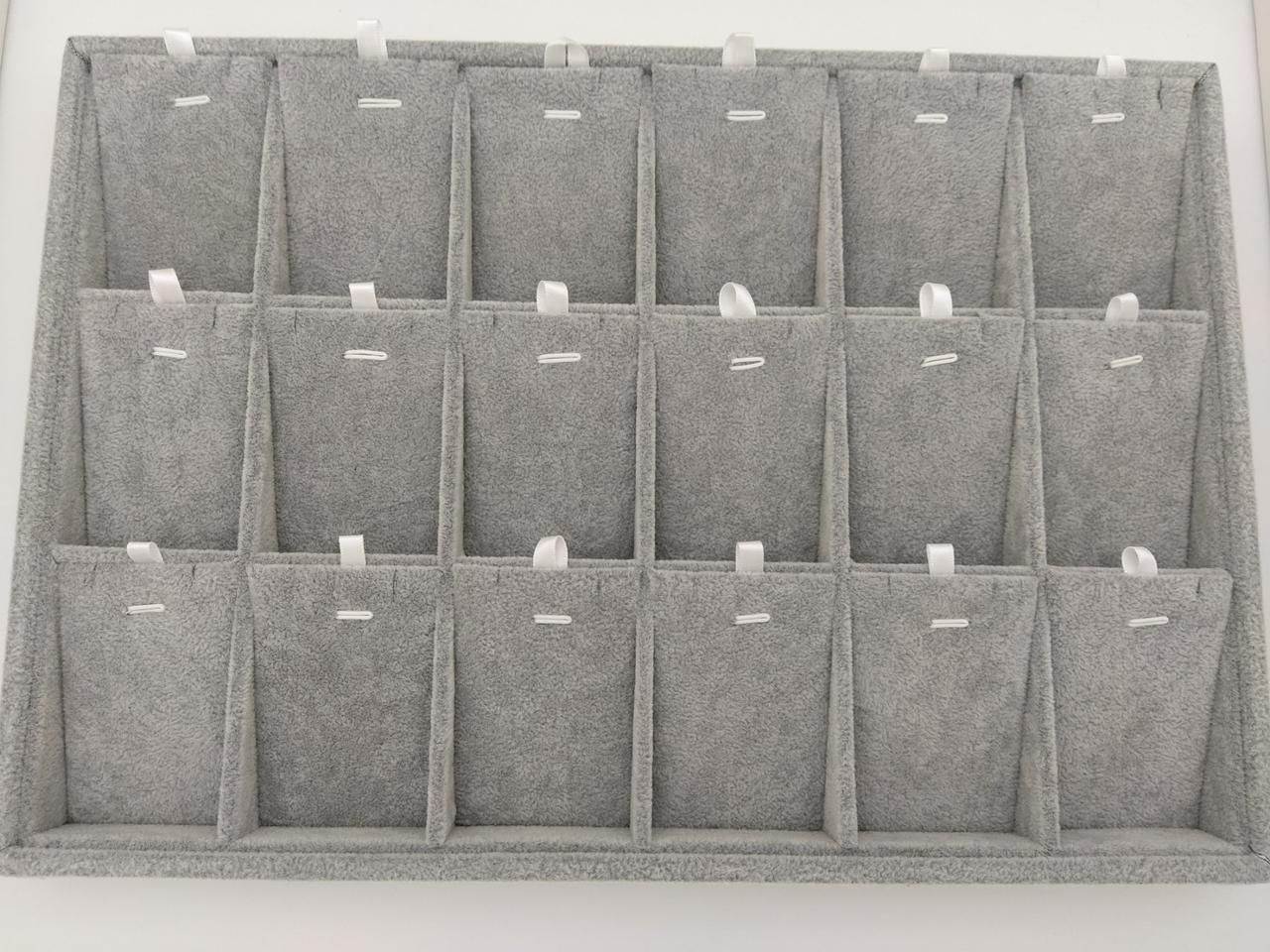 Планшет для наборов серый
