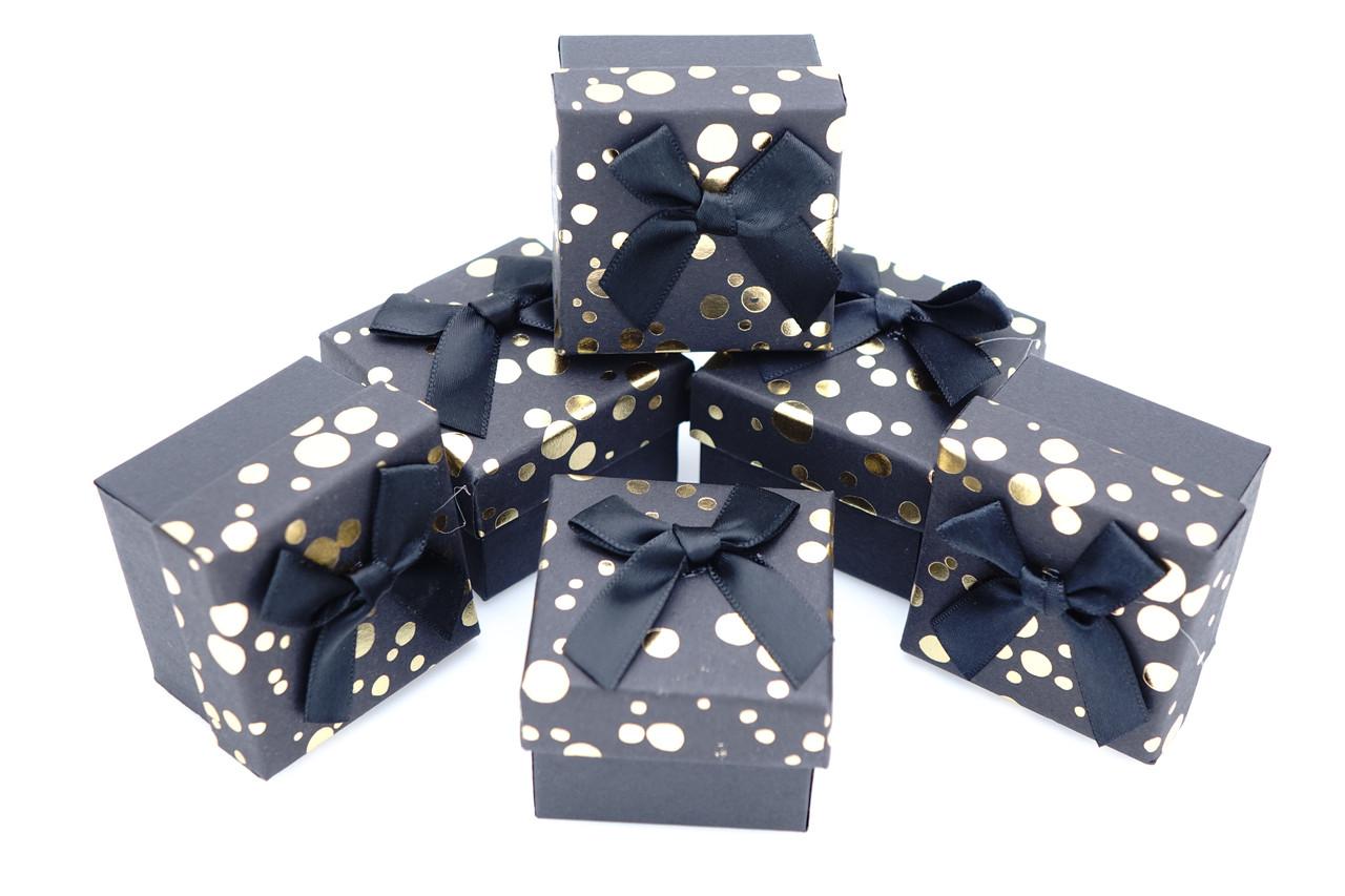 Подарочные коробки оптом №21 Черный