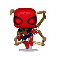 Funko Pop Игровая фигурка Funko POP! cерии Мстители: Финал Человек-паук с нано-перчаткой