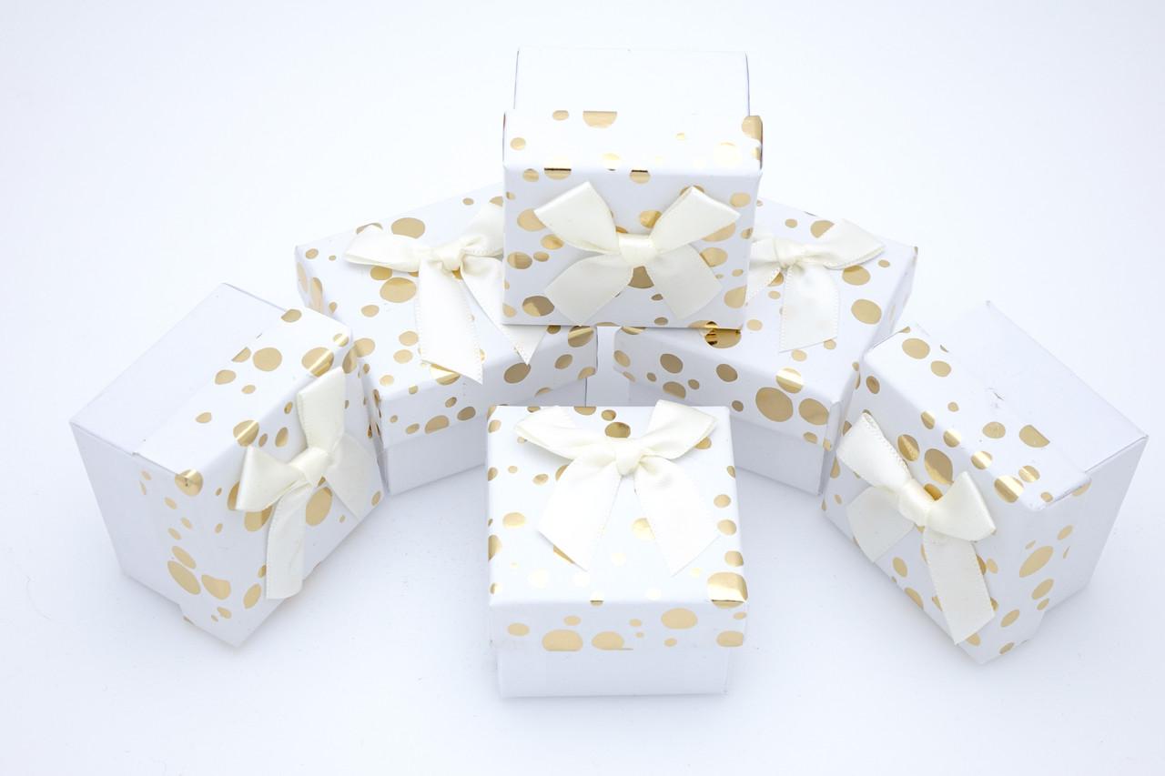 Подарочные коробки оптом №22 Белый