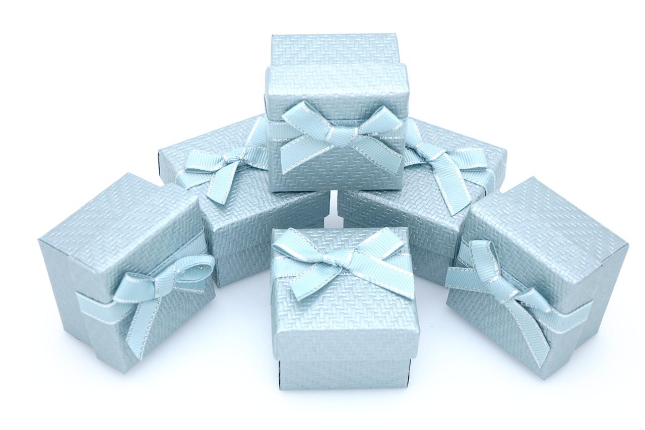 Подарочные коробки оптом №35 Голубой
