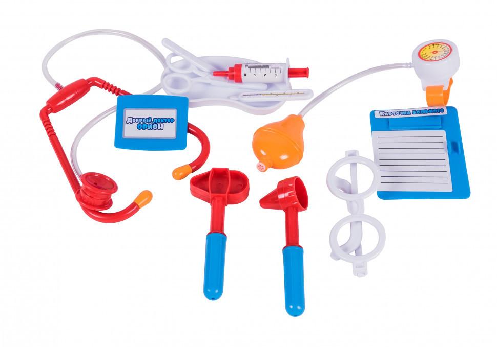 Медицинский игровой набор Доктор (в пакете) 914OR