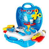 Игровой набор Доктор  в чемодане  8355, фото 3