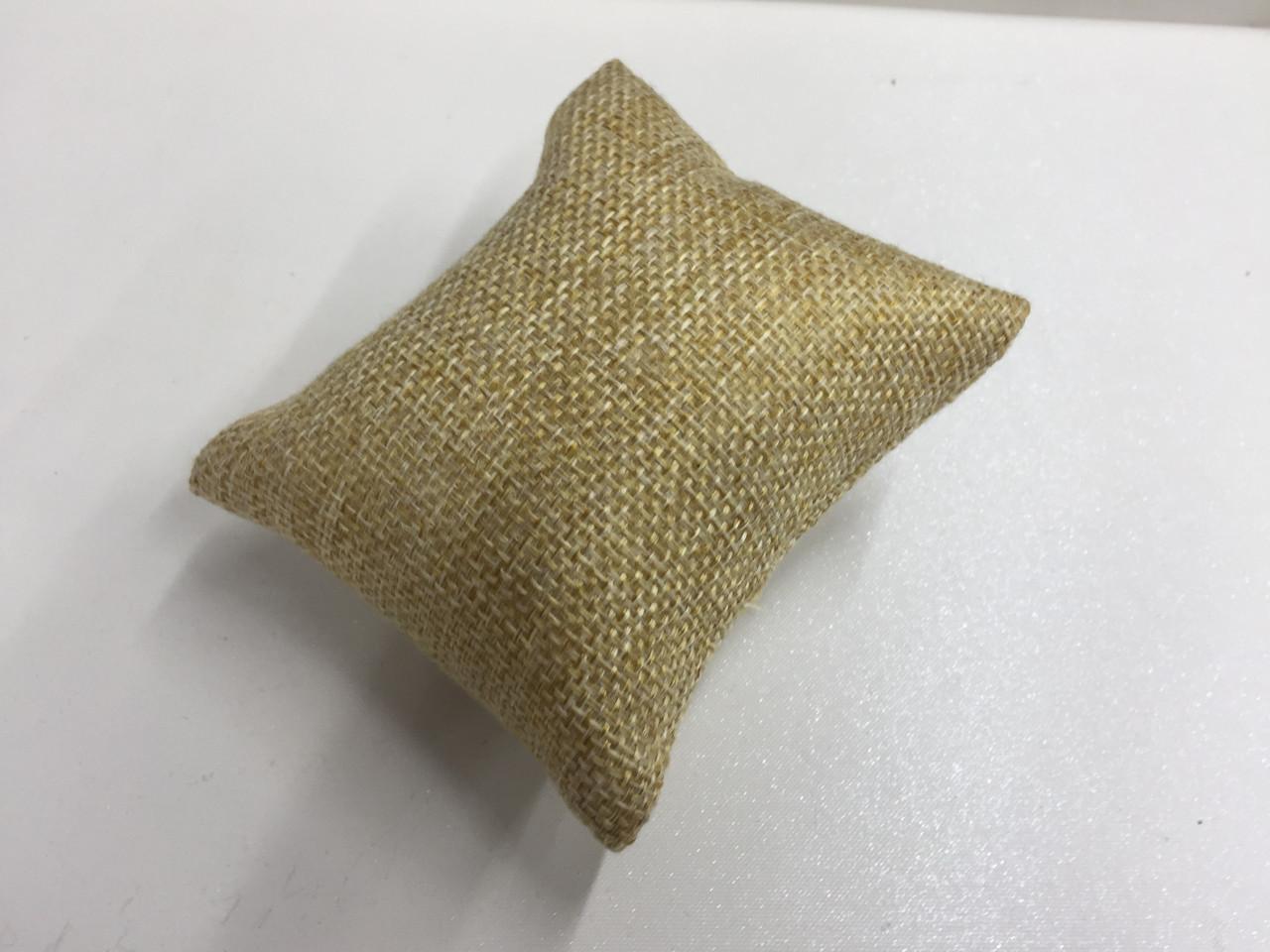 Подставка подушка плетенка