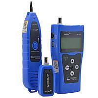 Noyafa NF308 (blue) многофункциональный кабельный тестер, трассоискатель, фото 5