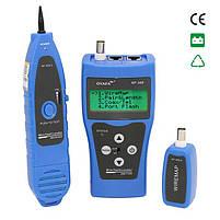 Noyafa NF308 (blue) многофункциональный кабельный тестер, трассоискатель, фото 6