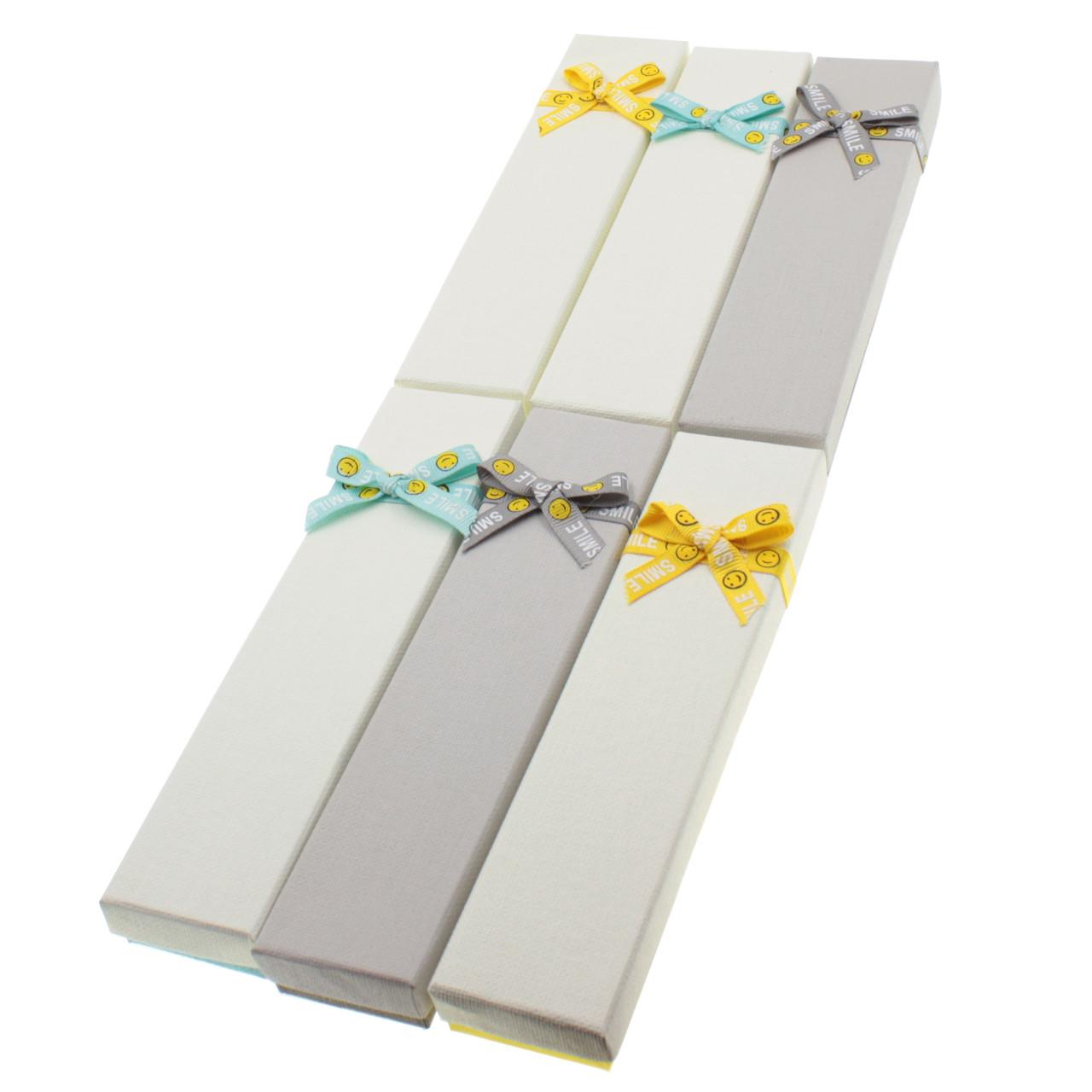 Подарочная коробочка Смайлики