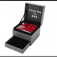 Подарочный набор мыла из роз XY19-49, фото 1