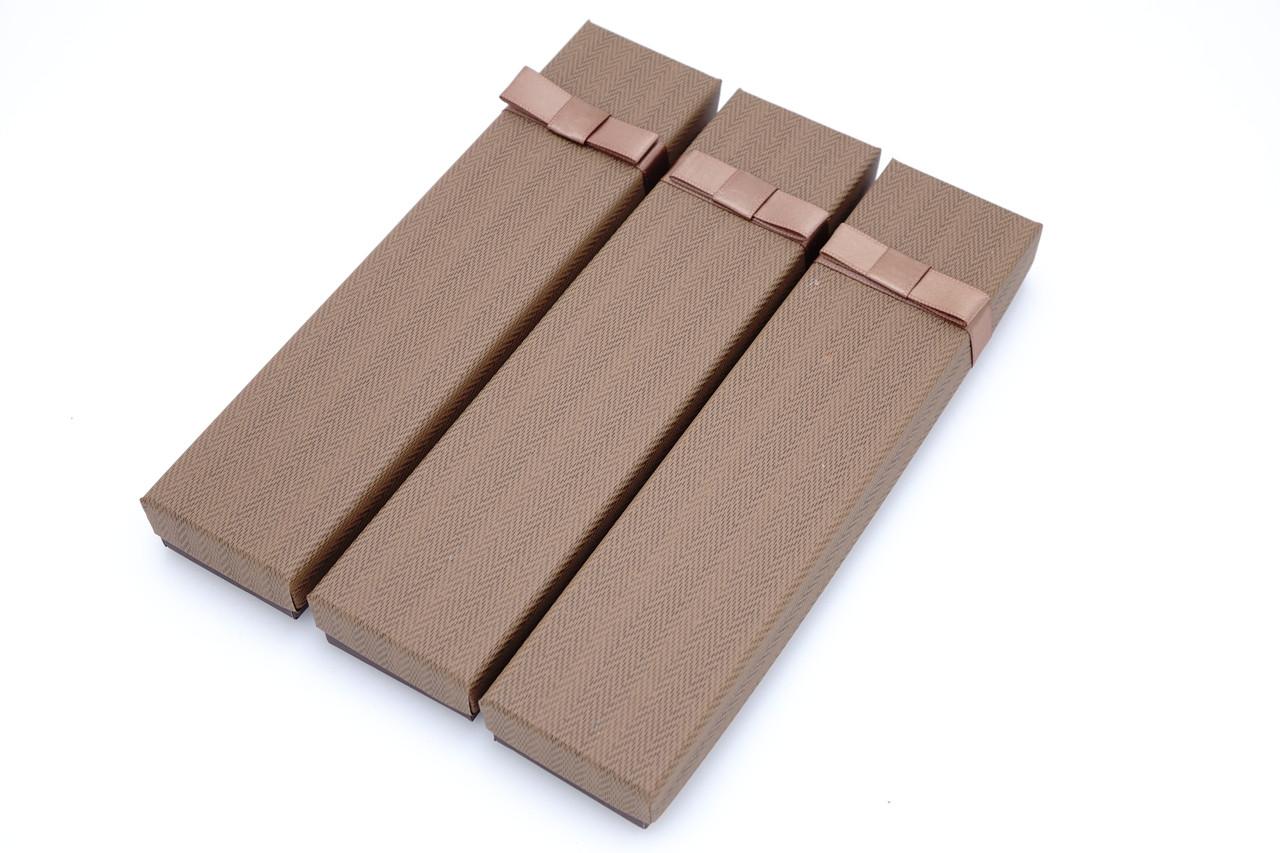 Коробка бумажная под браслет Boxshop