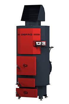 Теплогенератор твердотопливный Defro Air Heater 70 кВт