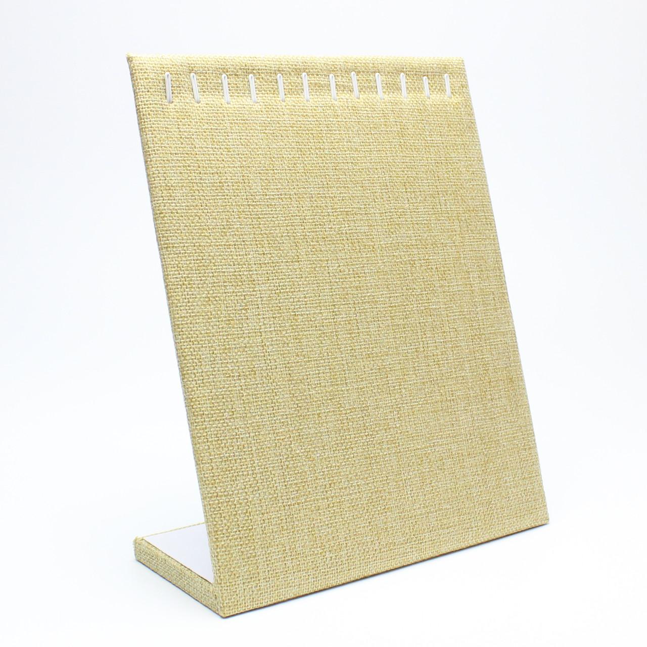 Подставка L для браслетов плетенка