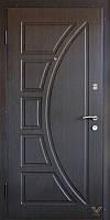 Двері вхідні, МДФ, 960x2050, зовнішні, ліві, №Н-01718