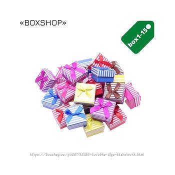 Коробка для бижутерии box1-15