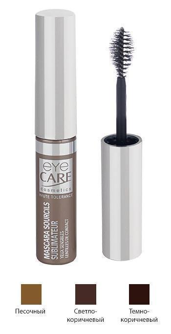 Тушь для бровей Eye Care светло-коричневая 3 г