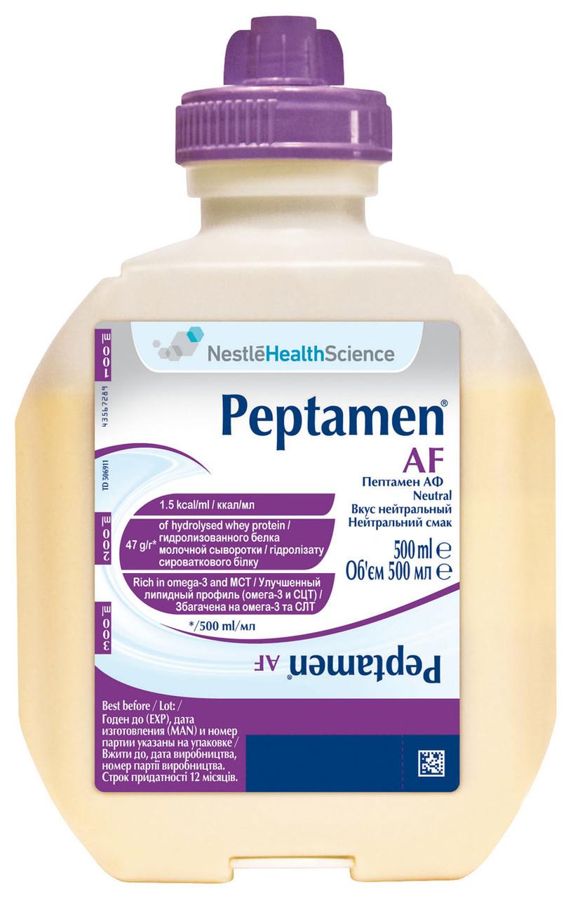 Клиническое питание Nestle Peptamen AF Neutral Dual 500 мл