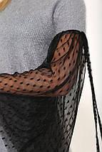 Платье 115R072 цвет Серый, фото 2