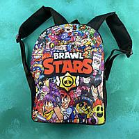 Детский рюкзак Brawl Stars • Бравл Старс