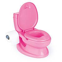 Горшок детский обучающий DOLU (7252) розовый
