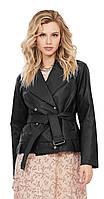 Куртка PiRS-979/2 белорусский трикотаж, черный, 40