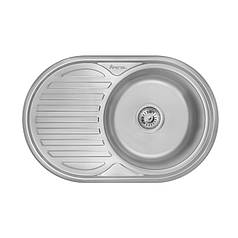 Кухонная мойка Imperial 7750 Micro Decor (IMP775006DEC)