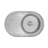 Кухонная мойка Imperial 7750 Polish (IMP775006POL)