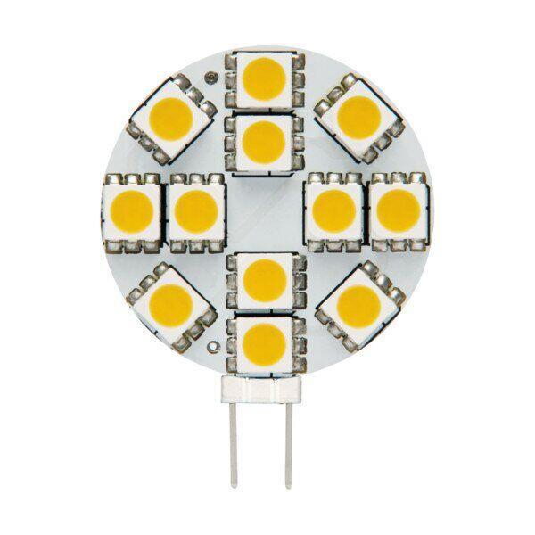 Лампа с диодами LED LED12 SMD G4-WW, Kanlux [8951]
