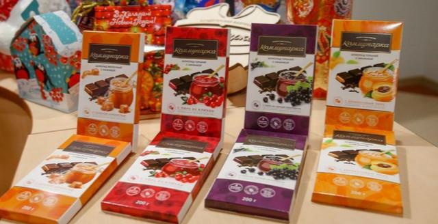 Белорусский шоколад Коммунарка
