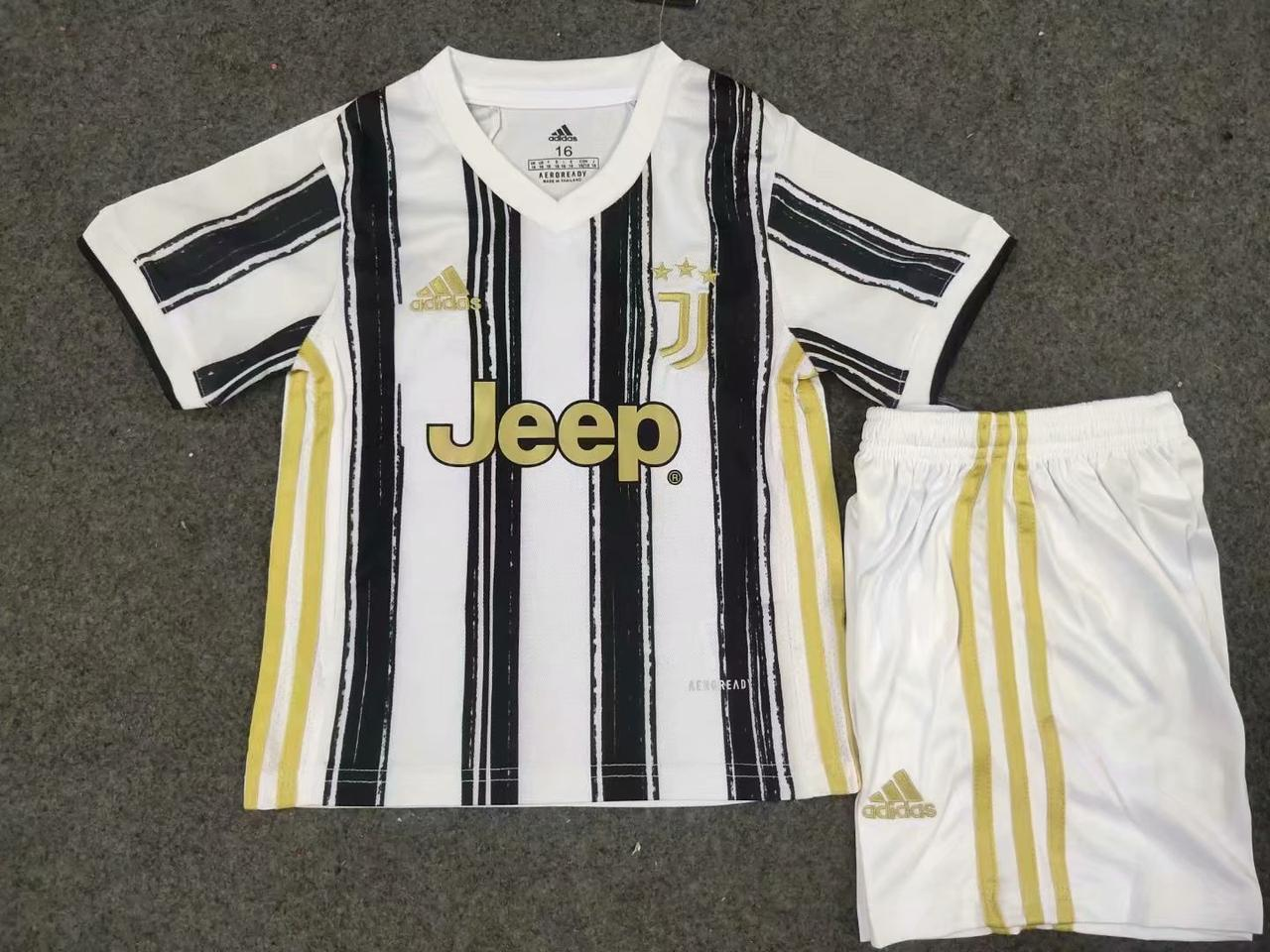 Дитяча футбольна форма Juventus Ювентус 2020-21рр. домашня