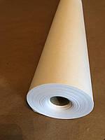 Крафт бумага упаковочная белая рулон 84 см*80 метров, пл. 70 г/м2, оберточная марка БУП Беларусь