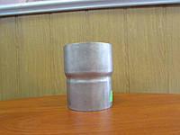 Переходник из нержавеющей стали для дымоходных труб, из 321 стали толщиной 1 мм, диаметр 130/120мм