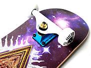 СкейтБорд деревянный от Fish Skateboard Eye Гарантия качества Быстрая доставка, фото 5