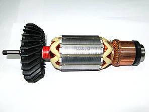 Якорь болгарки Makita GA9050 оригинал 201х49,5 мм, фото 2