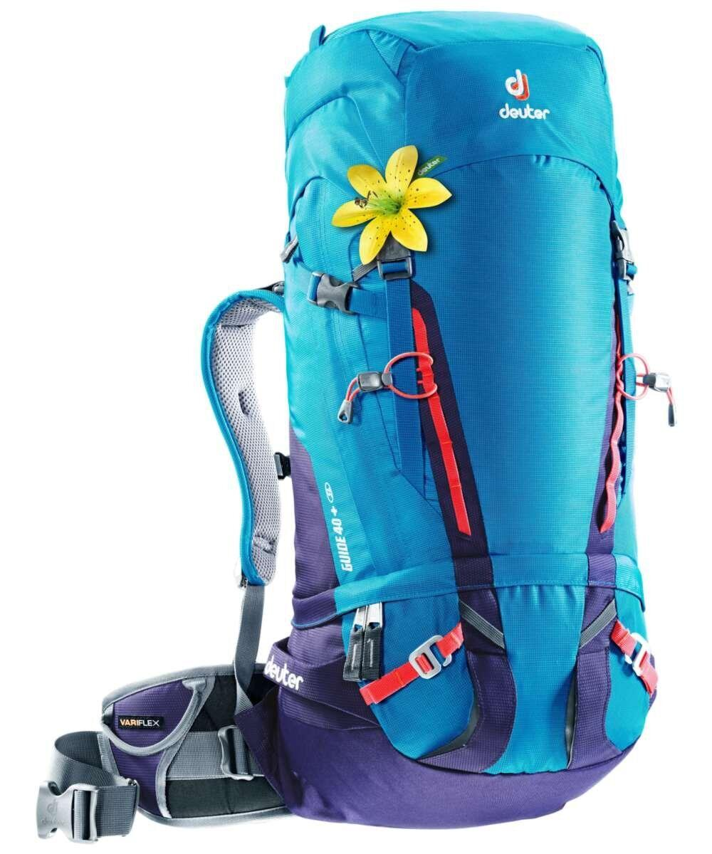 Рюкзак Deuter Guide 40+ SL turquoise-blueberry (3361217 3315)