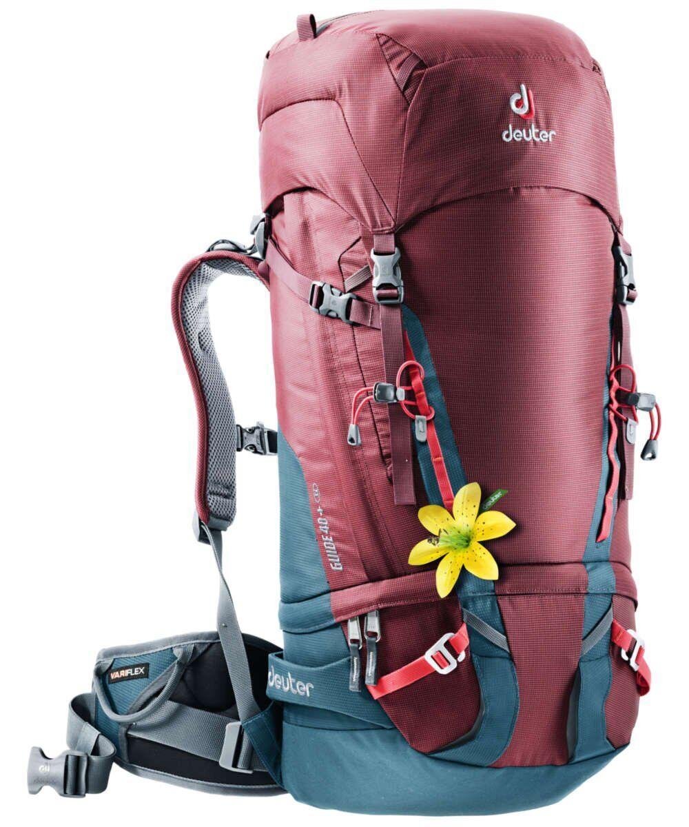 Рюкзак Deuter Guide 40+ SL maron-arctic (3361217 5324)