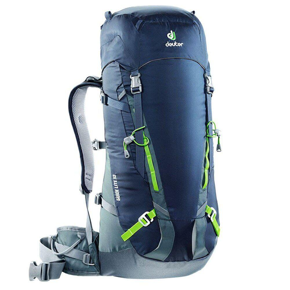 Рюкзак Deuter Guide Lite 32 navy-granite (3360117 3400)