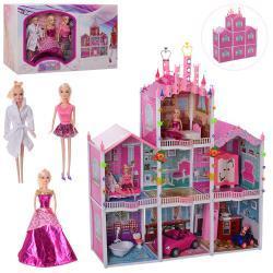 Детский кукольный домик Bambi 66926
