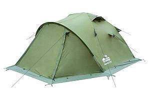 Палатка Tramp Mountain 2 (V2) Зеленая