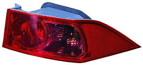 Фонарь задний для Honda Accord 7 '03-05 правый (DEPO) внешний