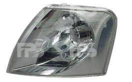 Указатель поворота Volkswagen Passat B5 '97-05 правый, прозрачный (DEPO)